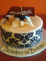 Vacaville High School Graduation Cake